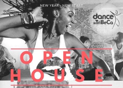 Dance in Tribeca