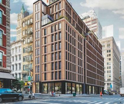 65 W. Broadway rendering