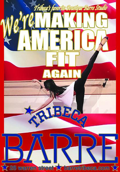 Barre Tribeca