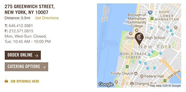 Tribeca Citizen | Seen & Heard: Chipotle Update on