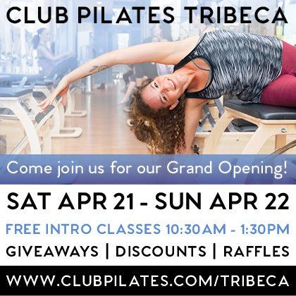 Club Pilates Tribeca