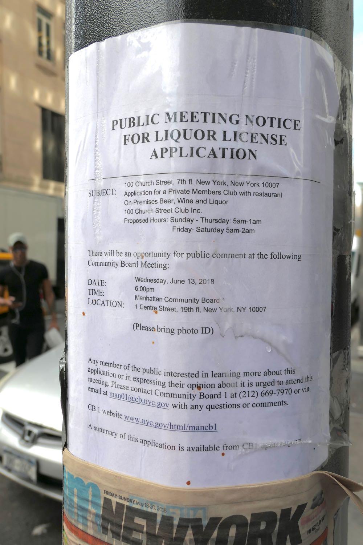 Tribeca Citizen | Seen & Heard: New York Vintners Will Reopen