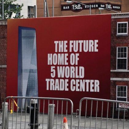 5WTC sign