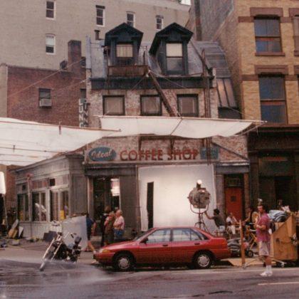 Ideal Coffee Shop by Jane Freeman