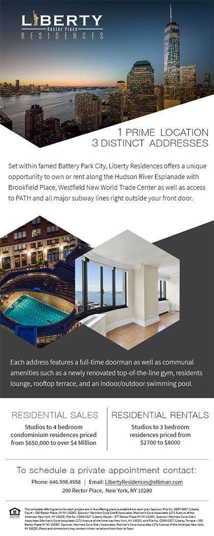 Liberty Residences