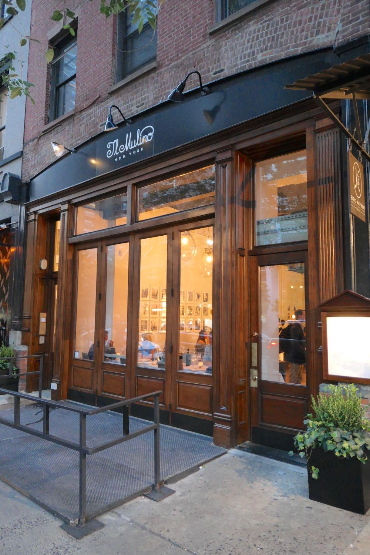 Tribeca Citizen First Impressions Il Mulino