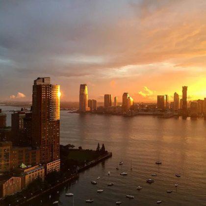 Sunset by SusanRosenbergJones