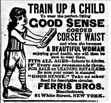 Ferris Bros. ad