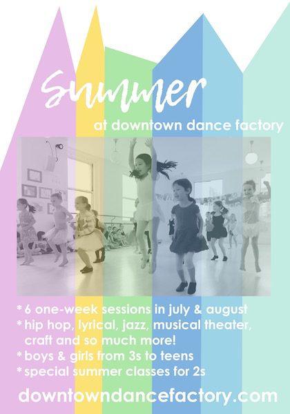 Tribeca Citizen Summer Activities For Kids In Tribeca